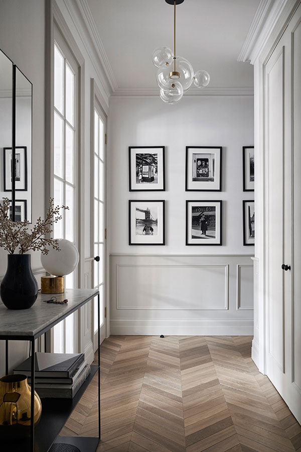 European Decorating Style - French Fancy.