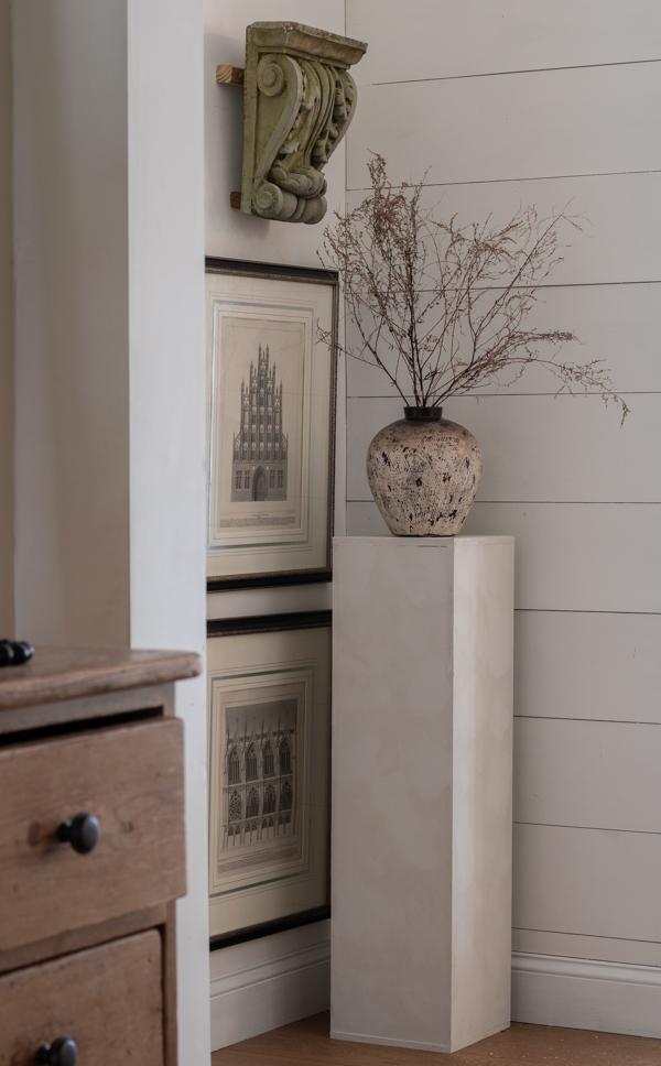 European Decorating Style designed by Seeking Lavender Lane.