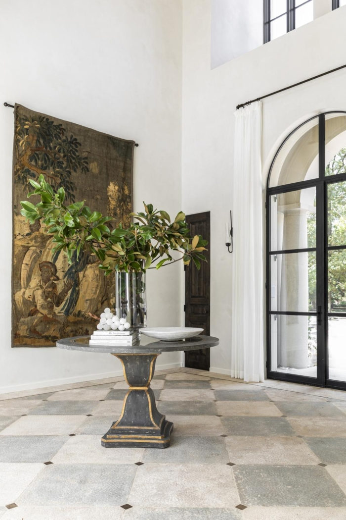 European Decorating Style designed by Marie Flanigan.